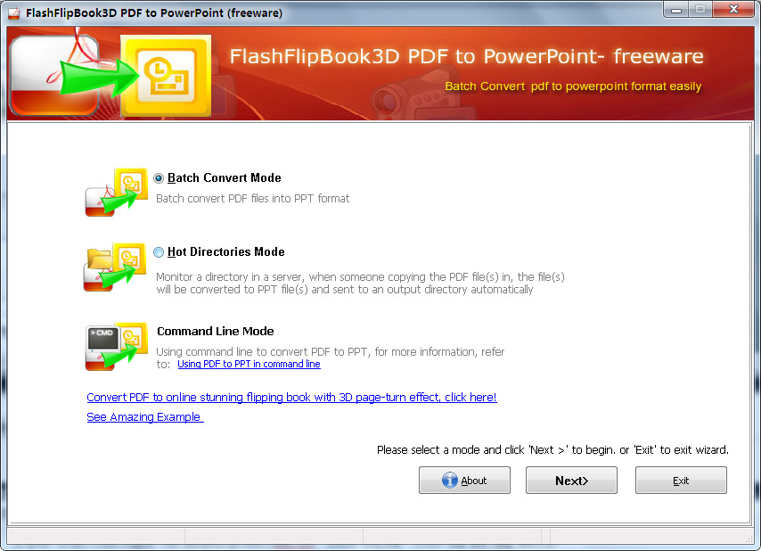 Batch PPT To PDF Converter - Free download and …
